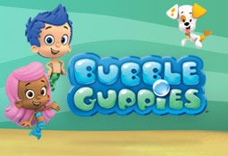 Bubble Guppies Title